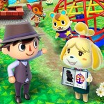 Animal-Crossing: Mach 'nen Selfie mit den Charakteren!