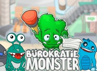 Bürokratie Monster