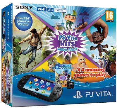 PS Vita Hits Mega Pack
