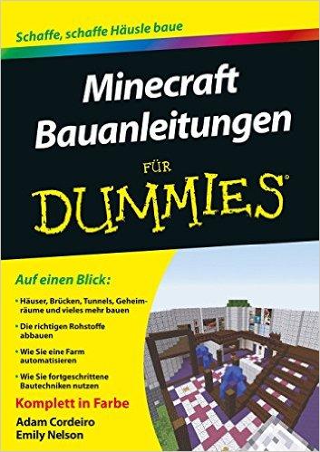 minecraft bauanleitung fuer dummies