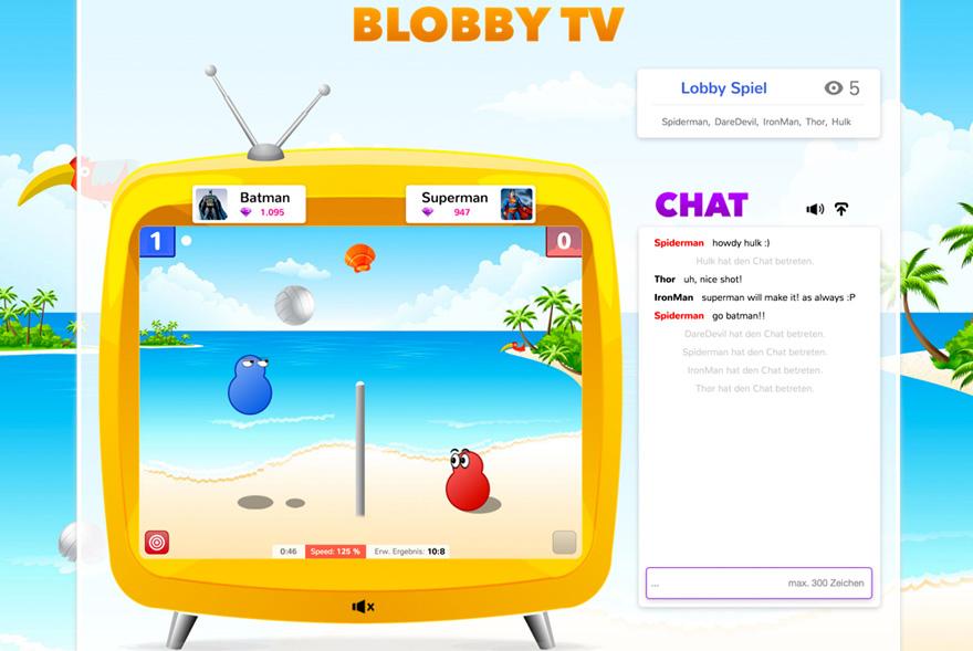 blobby-online-tv