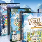 5 in 1 Box: Die Yeti Schnee Edition bietet viel Spielspaß für wenig Geld