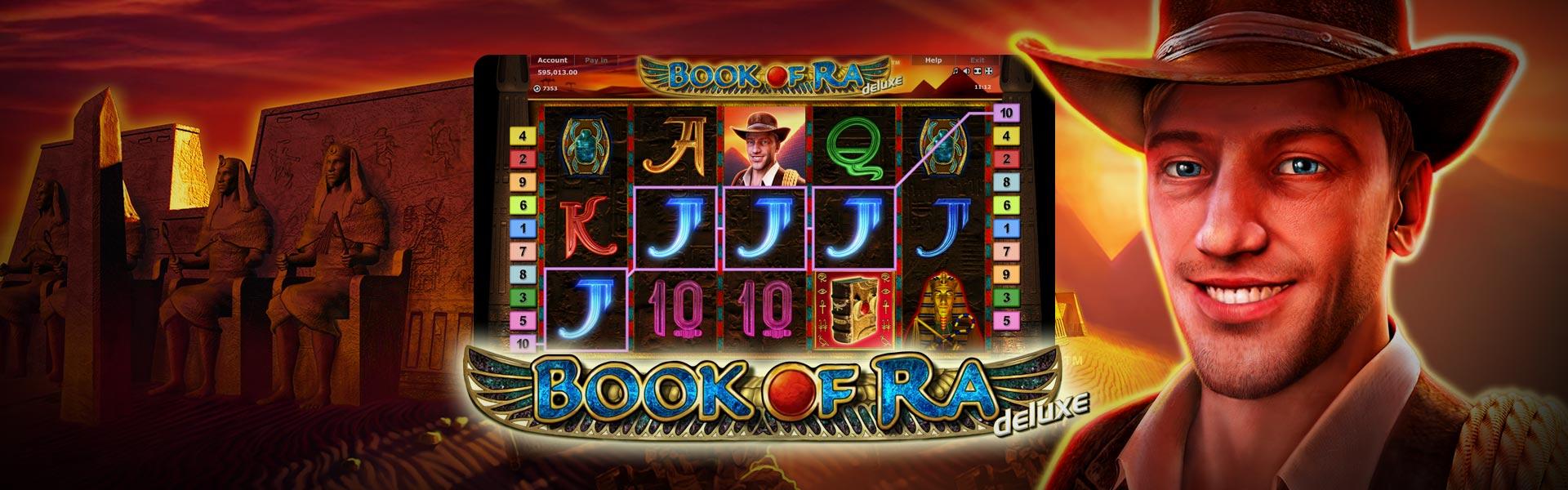 book of ra geld