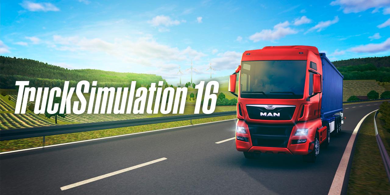truck simulator 16 - 1