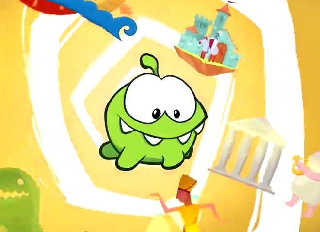 Cut The Rope Time Travel Cheats