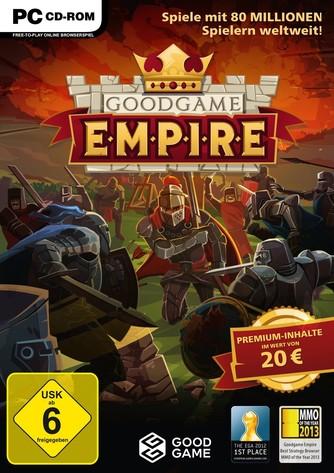 Das Cover der aktuellen Ladenversion (Bild von Goodgame Studios)