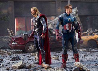 superhelden (Quelle: www.captainamericalibrary.com)