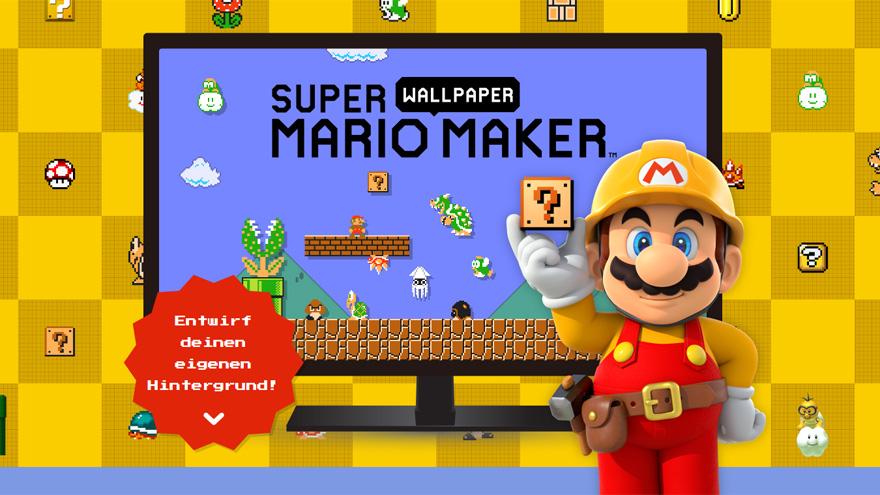 super-mario-wallpaper-maker