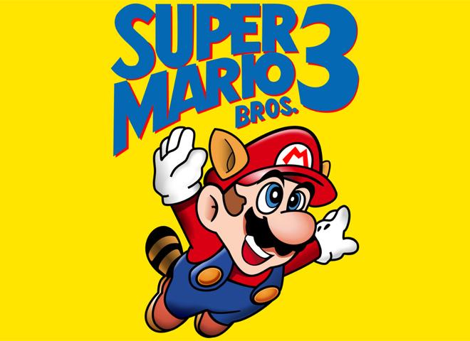 mario bros 3 spielen