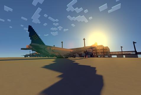 BER Minecraft 1