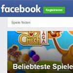 Aktuelle TOP 10 Spiele auf Facebook