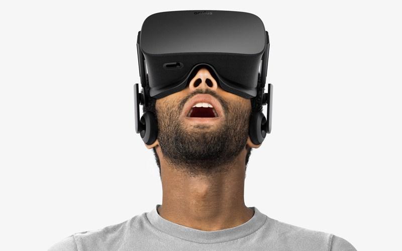 Die VR-Brille Oculus Rift (Bild: Pixabay)