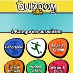 Quizdom Premium gibt's gerade kostenlos