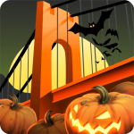 Bridge Constructor – Pumpkinida: Neues, kostenloses Level-Update