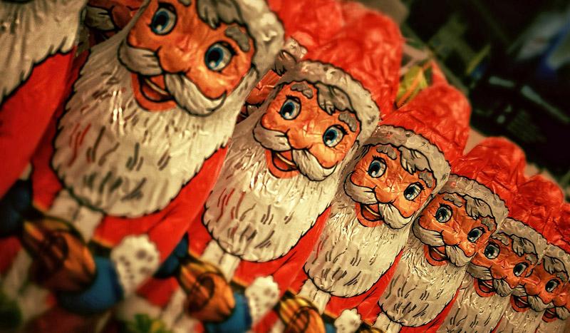 Weihnachtsmaenner (Bild: Pixabay)