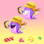 Candy Crush Saga bietet jetzt die zeitlich begrenzte Cupid's Challenge