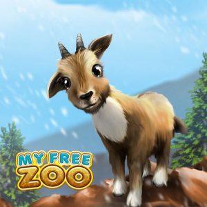 my free zoo - Grauer-Goral