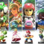 Mario Kart 8 Deluxe unterstützt Amiibo-Figuren