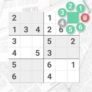 Sudoku Online 300x300