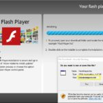Achtung, falsche & gefährliche Flash-Updates im Umlauf!
