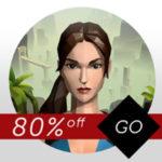 Lara Croft Go: Schnäppchenpreis & neue Levels