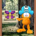 Garfield Go: Der fette Kater macht einen auf Pokémon Go