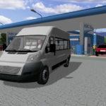 Der Minibus Simulator 2017 richtet sich an Fans kurioser Simulationen