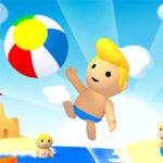 Beach Fight: Online Ballkampf im Sand