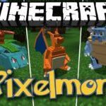 Pokémon trifft auf Minecraft: Pixelmon-Projekt eingestellt