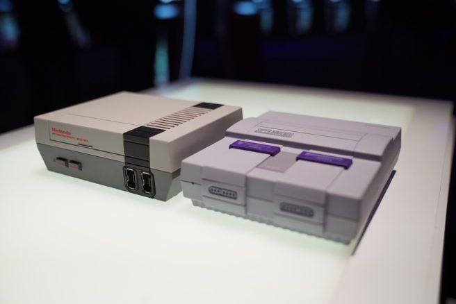 SNES Classic Mini (Bild: IGN.com)