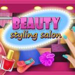 Beauty Styling Salon: Neues Onlinespiel für Mädels