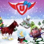 upjers sorgt für Nachschub bei den Weihnachtsaktionen