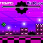 Geometry Dash Neon Subzero: Das Onlinespiel erfordert deine Geschicklichkeit