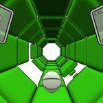 Slope Tunnel: Wie weit kommst du?