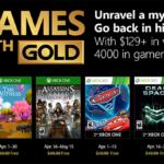 Das sind die Games with Gold im April