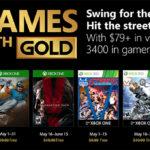 Das sind die Games with Gold im Mai