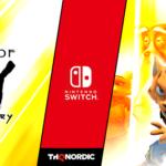 Legend of Kay ab sofort auf Nintendo Switch erhältlich