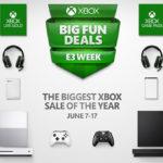 Xbox BIG FUN DEALS: Der größte Xbox Sale des Jahres während der E3 2018