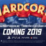"""25 Jahre nach Fertigstellung erscheint der verloren geglaubte Platformer """"HardCore"""" von PSYGNOSIS exklusiv für PlayStation 4 und PlayStation Vita"""