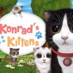 Konrad's Kittens: Der Nachwuchs ist da!