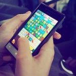 Leckereien auf dem Smartphone