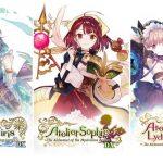 Atelier Mysterious Trilogy Deluxe Pack erscheint heute