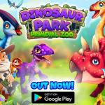 Dinosaur Park: Primeval Zoo jetzt für Android erhältlich
