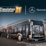 Bus Simulator 21: Mercedes-Benz und Releasedatum