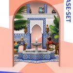 Die Sims 4 wird orientalisch