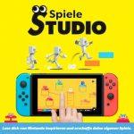 Erstelle deine eigenen Spiele mit dem Nintendo Spielestudio