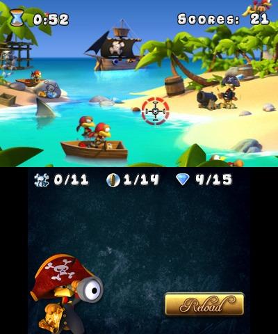 Moorhuhn Piraten Tricks